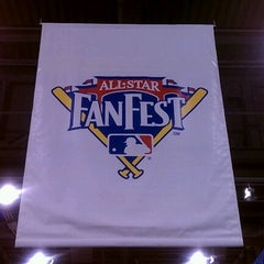 Photo taken at MLB All Star Fan Fest by John F. on 7/9/2011