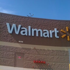 Photo taken at Walmart Supercenter by Austin J. on 4/17/2012