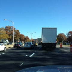 Photo taken at Long Island Expressway (LIE) (I-495) by Largent G. on 11/9/2011