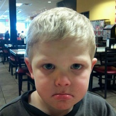Photo taken at CiCi's Pizza by Vincent S. on 10/28/2011