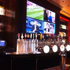 Photo taken at BJ's Restaurant and Brewhouse by Ron H. on 6/13/2012