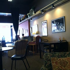 Photo taken at The Grind Coffee House by Erika S. on 3/6/2012