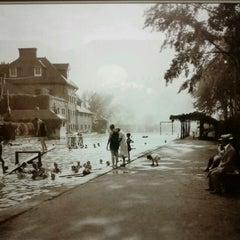Photo taken at Glenwood Hot Springs by Matt H. on 12/26/2011