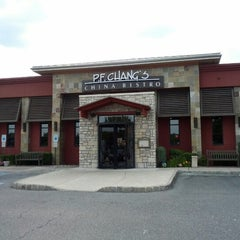 Photo taken at P.F. Chang's by Jay R. on 7/13/2012
