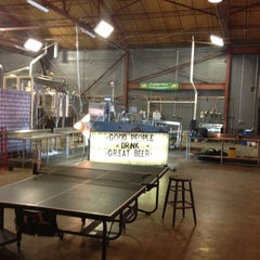 Photo taken at Good People Brewing by Mitch E. on 7/4/2012