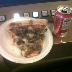 Photo taken at Metro Pizza by Andrea A. on 9/4/2011