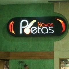 Photo taken at Novos Poetas by Dyego T. on 6/1/2012