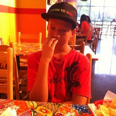 Photo taken at Blue Coast Burrito by Jobie W. on 6/10/2012