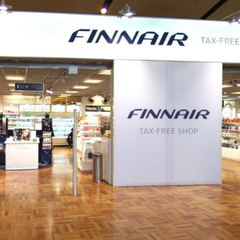 Photo taken at Finnair Tax-free Shop by Finnair on 12/20/2011