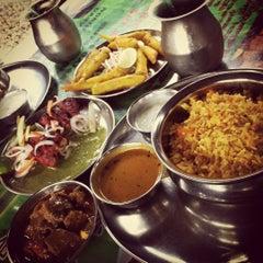 Photo taken at Sri Ananda Bahwan Restaurant by Vonne on 7/2/2012