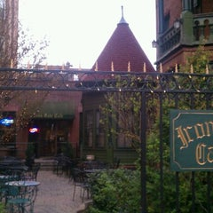 Photo taken at Iron Gate Cafe by Chris A. on 3/29/2012