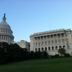 Photo taken at U.S. Capitol - House of Representatives by Gustavo G. on 7/2/2011
