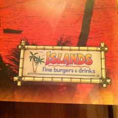 Photo taken at Islands Restaurant by Dyana P. on 4/2/2011