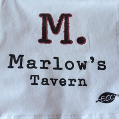 Photo taken at Marlow's Tavern by Lindsay S. on 4/12/2012