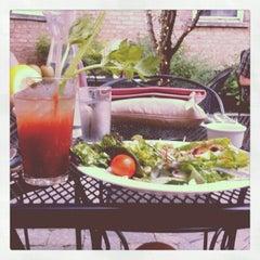 Photo taken at Iron Gate Cafe by Talya S. on 6/23/2012