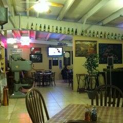 Photo taken at Via's Pizzeria by Michael L. on 1/11/2012