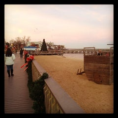 Photo taken at North Beach Boardwalk by Travel Swagger on 11/25/2011