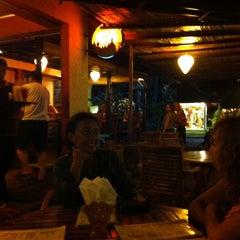 Photo taken at Warung Asia by Mathieu N. on 5/19/2012