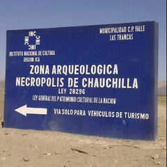 Photo taken at Zona Arqueologica Necropolis de Chauchilla by pepeherrera on 10/19/2011