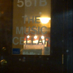 Photo taken at The Music Cellar by Nigel F. on 3/2/2012