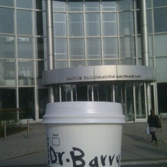 Photo taken at BBC Academy by Barry N. on 3/23/2012