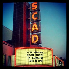 Photo taken at Trustees Theater by Chris K. on 4/14/2012