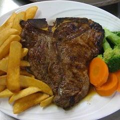 Photo taken at Select Cut Steak House by Gail M. on 10/21/2011