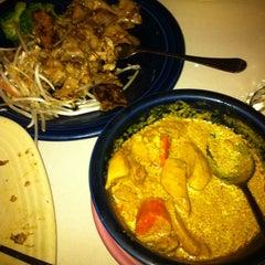 Photo taken at Amarin Thai Cuisine by Mario A. on 10/19/2011
