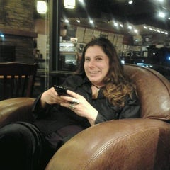 Photo taken at Caribou Coffee by Bear T. on 1/30/2012