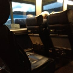 Photo taken at Dartmouth Coach by Danielle on 4/10/2012