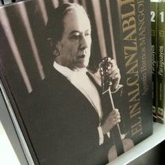 Photo taken at El lector. Librería/Editorial by Mariano H. on 7/10/2012