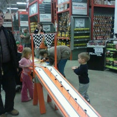 Photo taken at The Home Depot by Artist M. on 3/3/2012