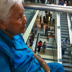 Photo taken at Upper Canada Mall by Suzette J. on 8/21/2011