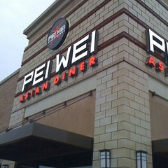 Photo taken at Pei Wei by Michael H. on 1/1/2012