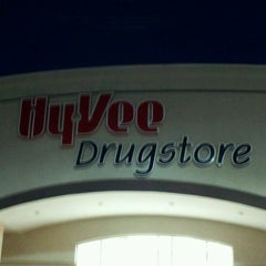 Photo taken at Hy-Vee Drugstore by Nathaniel C. on 9/25/2011