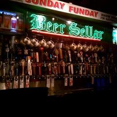 Photo taken at Beer Sellar by Kevin K. on 9/29/2011