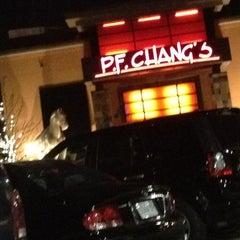Photo taken at P.F. Chang's by Gabriel P. on 3/11/2012