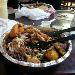 Photo taken at Sophie's Cuban Cuisine by a r. on 12/1/2011