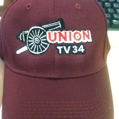 Photo taken at Uniontv34 by Pinky D. on 2/1/2012
