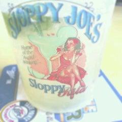 Photo taken at Sloppy Joe's by Brandon S. on 7/13/2012
