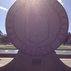 Photo taken at Texas Tech University by Chris S. on 7/29/2012