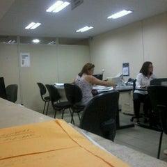Photo taken at 3º Ofício de Notas by Leonardo M. on 2/10/2012