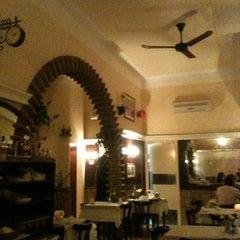 Photo taken at Ristorante Don Camillo - Casablanca by Mehdi M. on 4/14/2012