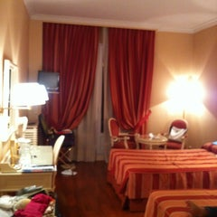Photo taken at Hotel Atlántico by Slivka J. on 8/11/2012