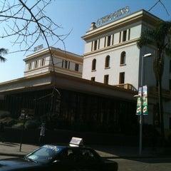 Photo taken at Hotel O'Higgins by Ramiro S. on 7/25/2012