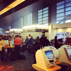 Photo taken at Delta Air Lines Ticket Counter by Greg B. on 8/25/2012