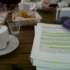 Photo taken at Bar Cívico - Museo - Arte - Cafe by Daiana C. on 5/17/2012