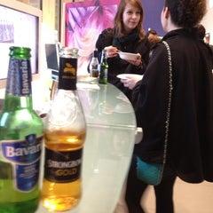 Photo taken at Tweet Cafè by Eros V. on 4/16/2012