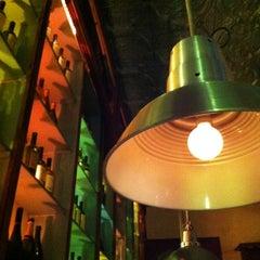 Photo taken at Taco Box by Felipe O. on 3/26/2012