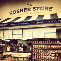 Photo taken at The Kosher Store @ HEB by Charles G. on 6/28/2012